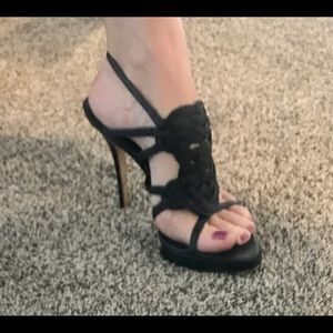 Dior Shoes - Christian Dior Black Heels⚜